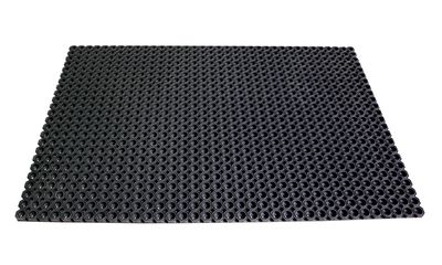 Rubber mat for boar dummy