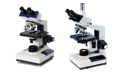 Phase contrast microscope MBL