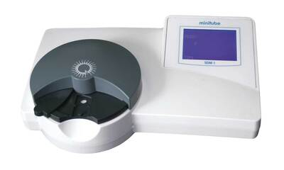 Photometer SDM 1, calibrated for equine