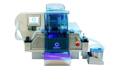 MPP Quattro automated filling and sealing machine