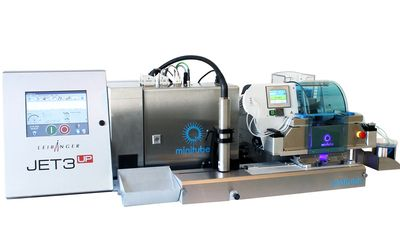 CombiSystem MPP Quattro and MiniJet Printer