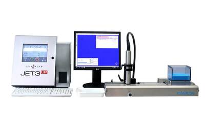 MiniJet printer stand alone system
