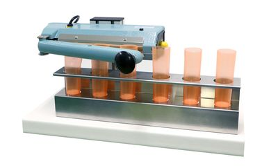 3-tube manual sealer