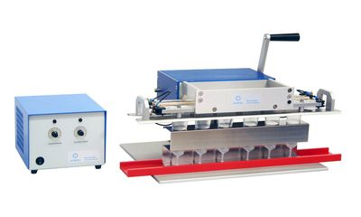 6-tube manual sealer