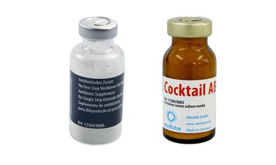 Antibiotic supplement