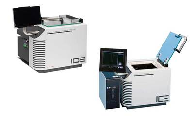 IceCube M, automatic freezer
