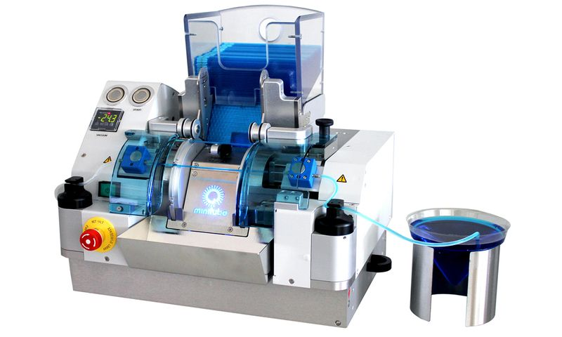 MPP Uno automated filling and sealing machine
