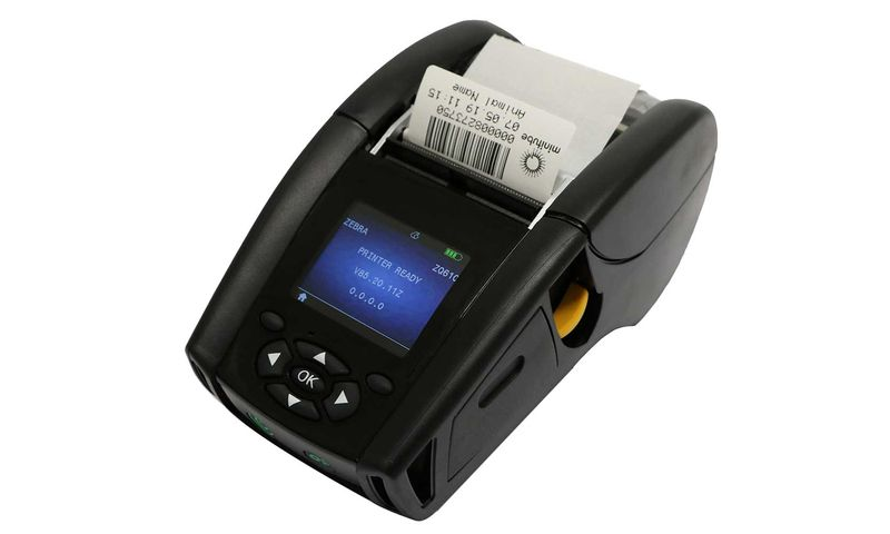 Label printer to use with iMale reader